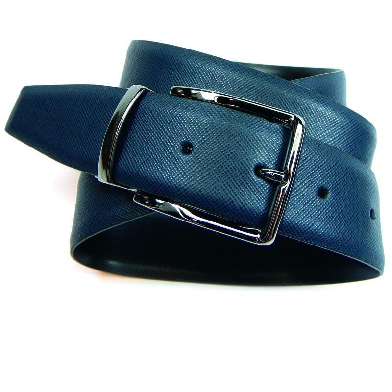 da1278ede315a7 Cintura Uomo Double Face 1098 - Freddi & Barbieri: Artigiani Pellettieri