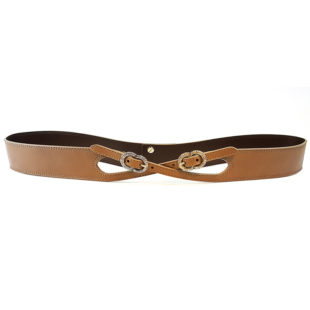 cintura donna in nappa soffice 507